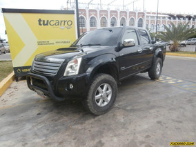 Chevrolet Luv D-max Dob. Cab. - Sincronico