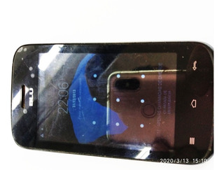 Celular Blu Dash Jr K D140k Ligando Pra Retirar Peças
