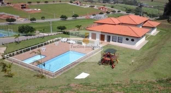 Lotes A Venda No Condomínio Terras De Santa Cruz Bragança Paulista Sp - 8743