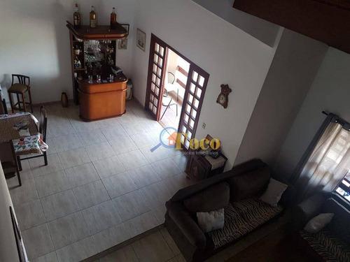 Imagem 1 de 19 de Casa Com 4 Dormitórios À Venda, 287 M² Por R$ 590.000,00 - Jardim Salessi - Itatiba/sp - Ca0735