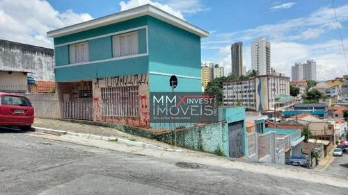 Sobrado Com 2 Dormitórios À Venda, 80 M² Por R$ 650.000,00 - Santana - São Paulo/sp - So0758