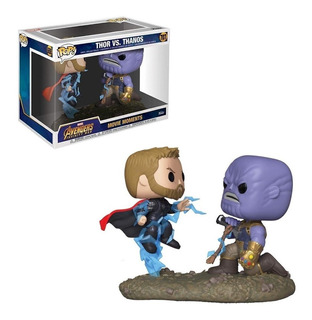 Funko Pop! Marvel #707 Infinity War Thor Vs Thanos Nortoys