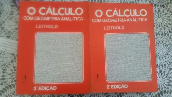 O Cálculo-com Geometria Analítica-vol:1 E 2