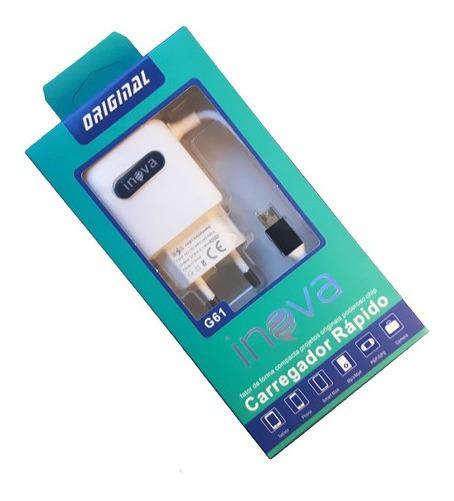 Kit C/ 8 Carregador Micro Usb 5v 2a P/ Raspberry Pi Pi2 100%