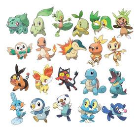Todos Os 21 Iniciais Pokémon Ultra Sun & Ultra Moon