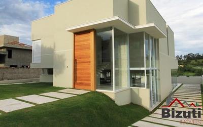 Casa Alto Padrão Condomínio Jundiaí- Reserva Da Serra - Ib51308 - 33762663