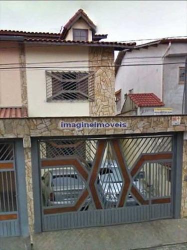 Imagem 1 de 1 de Sobrado Na Penha Com 3 Dorms Sendo 1 Suíte, 2 Vagas, 140m² - So0245