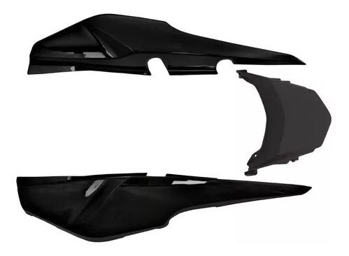 Rabeta Kit Honda Fan 125/150/160 Ks/es 14/15 Preto