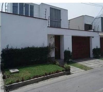 Hermosa Casa En El Sol De La Molina