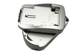 Carregador Universal De Bateria P/câmera/filmadora Ch3450sam