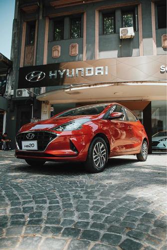 Hyundai Hb20 2021 1.6 Comfort 5p