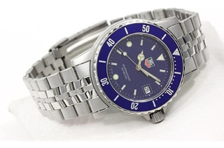 Reloj Tag- Heuer D1214 Do Submariner Sumergible 200mts