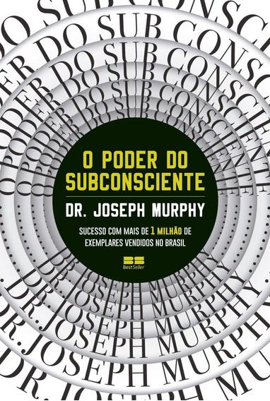 Livro O Poder Do Subconsciente Joseph Murphy
