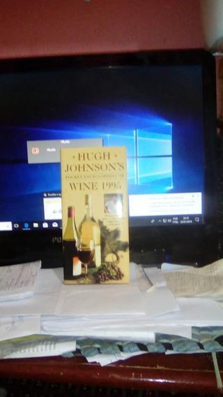 Enciclopédia De Bolso De Hugh Johnson Do Vinho 1995