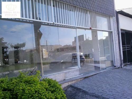 Excelente Salão Comercial Na Vila Guilhermina Bem Localizado Com Duas Frentes - Sl00028 - 34331462