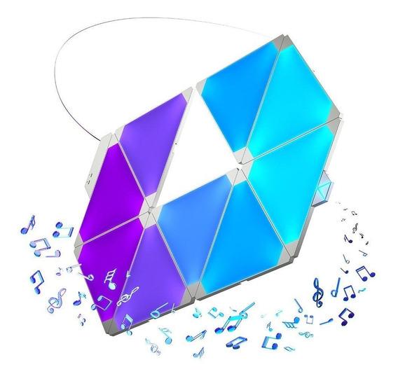Paneles De Luz Smarthome - Edicion Rhythm - Pack 9