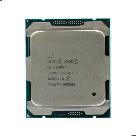 Procesador Intel Xeon E5 1650 V4 6 Nucleos Lga 2011-3 Server