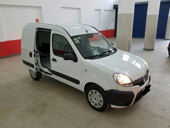 Renault Kangoo Express 1.6 Completa Com Porta Lateral 2017