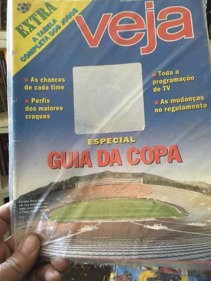 Especial Guia Da Copa 94 - Com Holograma Revista Veja Nº 13