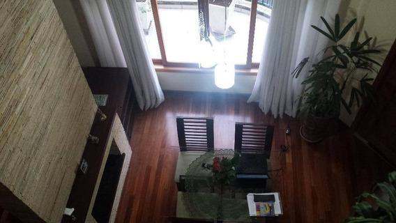 Lindo Sobrado Com 3 Dormitórios À Venda, 270 M² Por R$ 950.000 - Parque Espacial - São Bernardo Do Campo/sp - So0135