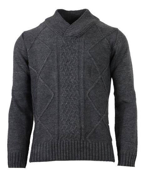 Suéter Tejido Oxford