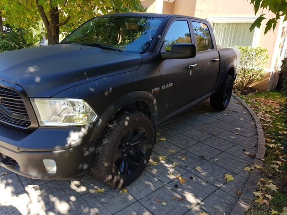 Chrysler Ram 1500 5.7 V8 Laramie 4x4 2018