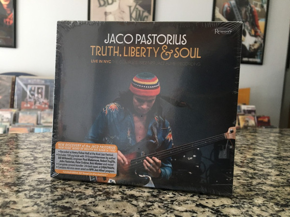 Jaco Pastorius - Truth, Liberty & Soul - Live In Nyc
