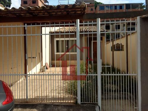 Imagem 1 de 12 de Casa Para Alugar No Bairro Jardim Redentor - Barra Mansa/rj - Ac1655