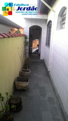 Imagem 1 de 15 de Oportunidade ! Casa Térrea Com Edícula E 3 Vagas Cobertas - 1700