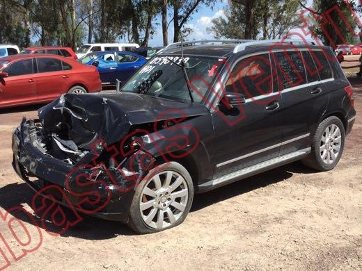 Merdeces Benz Glk300 Para Refacciones