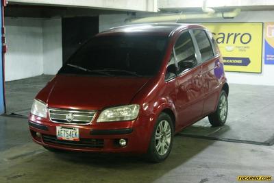 Fiat Idea Sedan