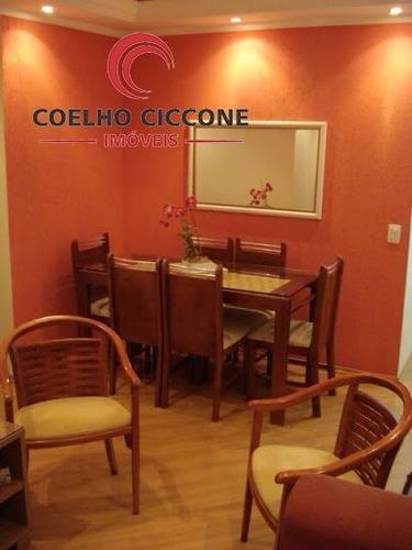Imagem 1 de 15 de Compre Apartamento Em Fundacao - V-881