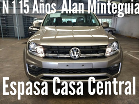 Volkswagen Amarok 2.0 Cd I 180cv Comfortline At
