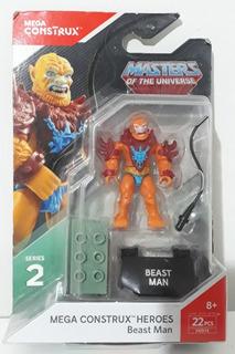 Beastman De He-man Mega Construx ( Rosario )