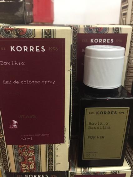 Korres Baunilha For Her