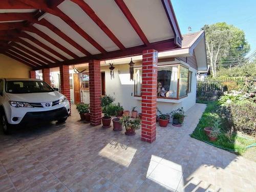 Casa 3d / 2b Muy Soleada En Villa San Pedro
