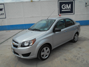 Chevrolet Aveo 1.6 Mt Transmisión Manual Intermedio