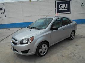 Chevrolet Aveo 1.6 Mt Transmisión Manual Intermedio