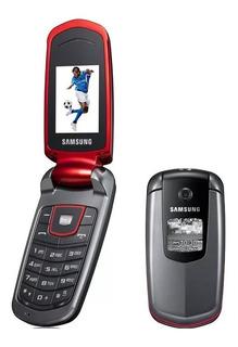 Samsung E2210 - Câmera, Rádio Fm, Desbloqueado - Novo