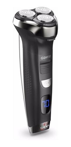 Afeitadora Gama Gsh950 Cortadora Dual Lavable Y Recargable