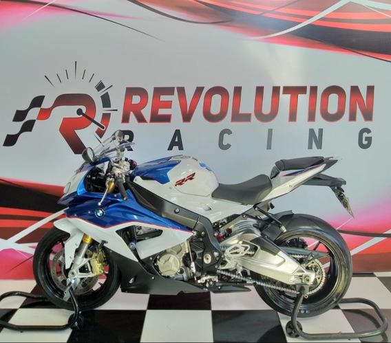 Bmw S1000rr Tri Color 2016 Zera Apenas 8900km