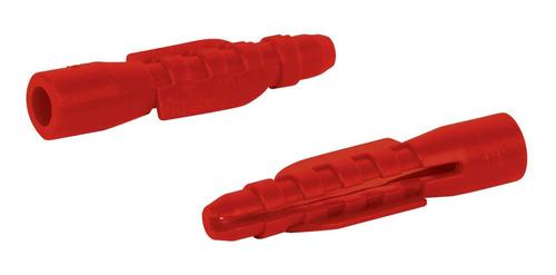 Imagen 1 de 4 de Taquete Plastico 1/4' Fiero 44199