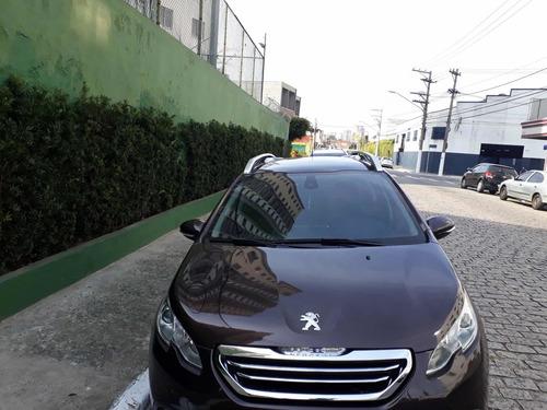 Imagem 1 de 13 de Peugeot 2008 2017 1.6 16v Griffe Flex Aut. 5p