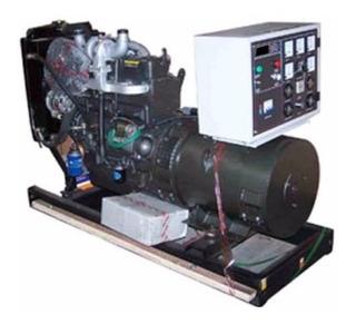 Generador Grupo Electrogeno 35 Kva 48hp Diesel - Hipermaq