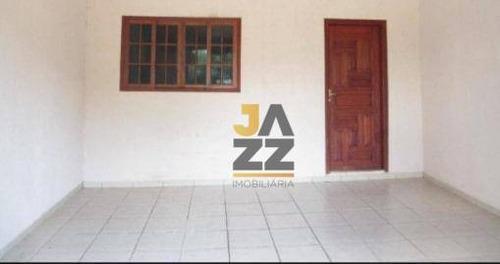 Imagem 1 de 7 de Bela Casa Com 2 Dormitórios À Venda, 90 M² Por R$ 280.000 - Residencial Furlan - Santa Bárbara D'oeste/sp - Ca13415