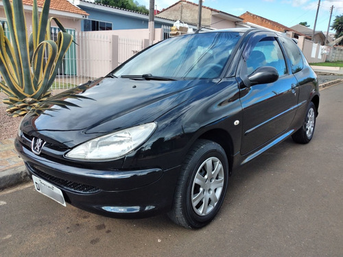 Peugeot 206 2007 1.4 Sensation Flex 3p
