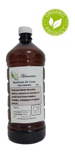Imagen 1 de 4 de Alcohol Etílico 96 Caña Potable Envios Nacionales Puro
