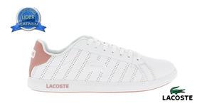 Zapatillas Lacoste Graduate 318 Blanco B53 Mujer