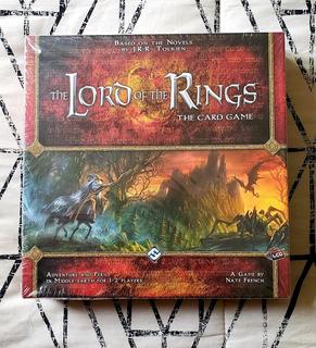 Lord Of The Rings Lcg - Señor De Los Anillos Lcg
