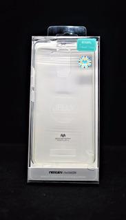 Funda Zenfone 3 Max Mercury Goospery Transparente Jelly